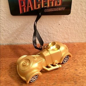 Disney Parks Racers C3PO Holiday Ornament